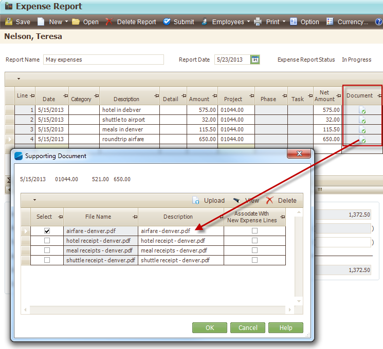 have you seen vision lately attach documents to ap vouchers and